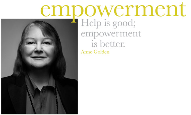 Anne Golden, Retired—Co-Founder of Outten & Golden LLP