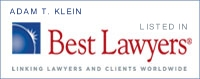 View Adam T Klein's Best Lawyers Profile