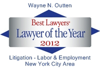 View Wayne N Outten's Best Lawyers Profile