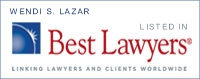View Wendi Lazar's Best Lawyers Profile