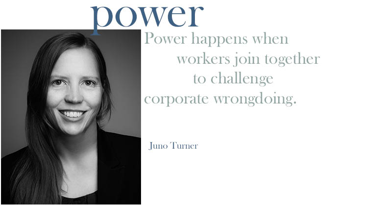 Juno Turner - Class Action Lawyer New York City
