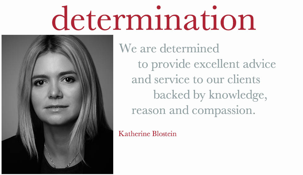 Katherine Blostein - Employment Law Attorney New York City, NY