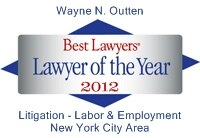 Best Lawyers - Wayne N Outten