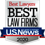 Outten & Golden LLP — Best Lawyers Best Law Firms badge 2020